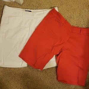 Bermuda shorts lot